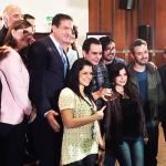 DJ PROFILE TV SE ALZÓ CON EL 1ER PREMIO EN EL CONCURSO IDEAS 2015