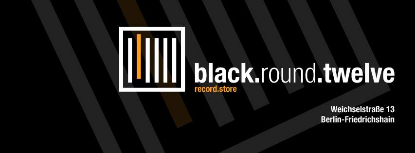 black round twelve