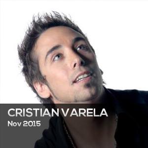 CRISTIAN VARELA – NOVIEMBRE 2015