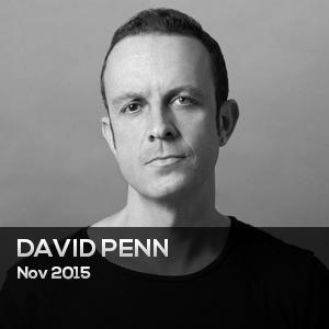 DAVID PENN – NOVIEMBRE 2015