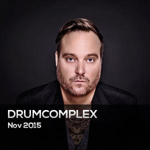 DRUMCOMPLEX – NOVIEMBRE 2015