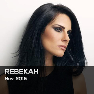 REBEKAH – NOVIEMBRE 2015