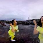 VIDEO – BJÖRK PRESENTÓ APLICACIÓN DE REALIDAD VIRTUAL