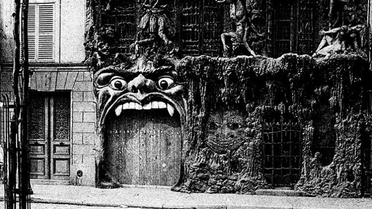 FOTOS – LOS NIGHTCLUBS MÁS SINIESTROS Y MACABROS DEL PARÍS DE 1920