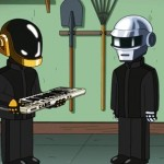 VIDEO – SE BURLAN DE DAFT PUNK EN FAMILY GUY