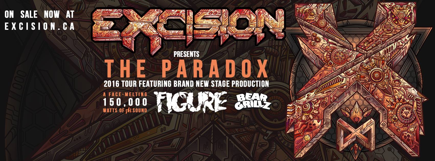 excision 2016
