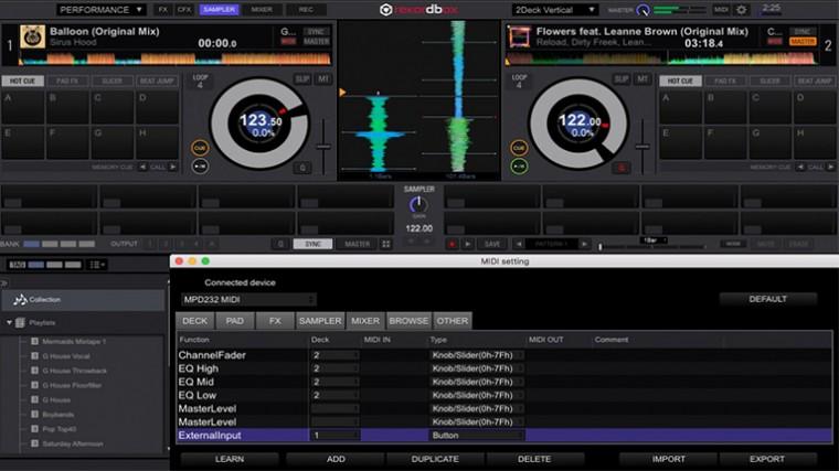 «REKORDBOX DJ» V.4.0.6 YA ES COMPATIBLE CON CONTROLADORES MIDI