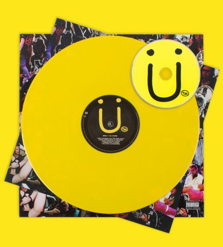 Disco Vinyl Jack U
