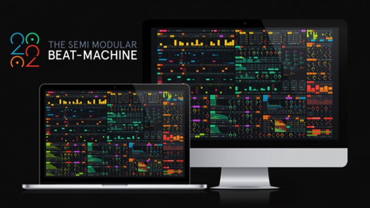 «2020 BEAT-MACHINE» SOFTWARE SEMI-MODULAR PARA ACTUACIONES EN VIVO