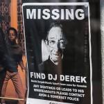 DJ DEREK, EL DISC-JOCKEY MÁS VIEJO DE LONDRES SE CREE MUERTO