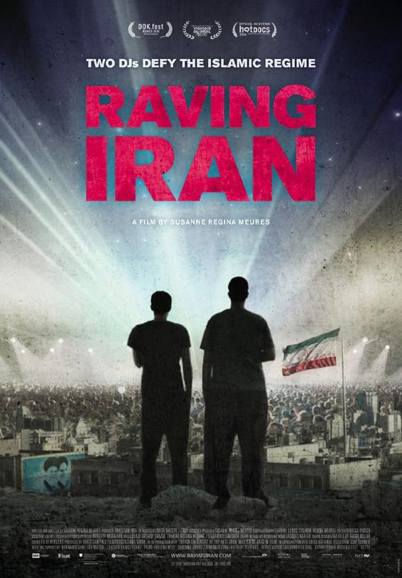 Raving Irán Póster