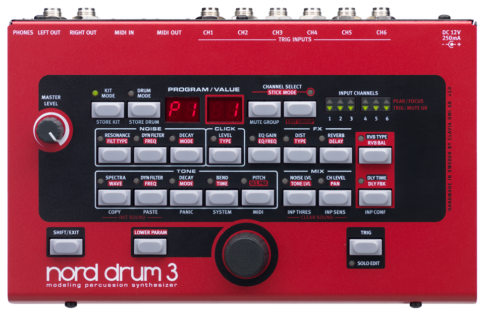 nord drum 3 1
