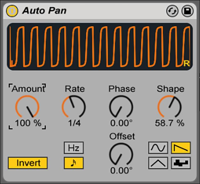 Ableton-Live-Auto-Pan
