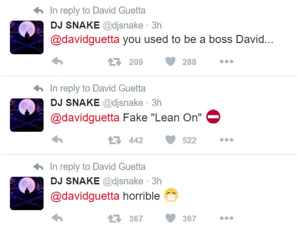 Dj Snake twitter