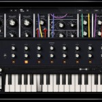 "VIDEO – MOOG RECREÓ SU SINTETIZADOR ""MODEL 15"" PARA iPHONE Y iPAD"