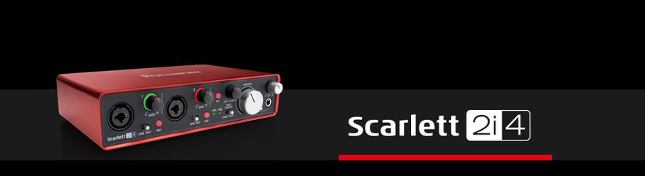 scarlett 2i4