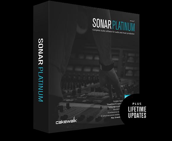 SONAR-Platinum-Box