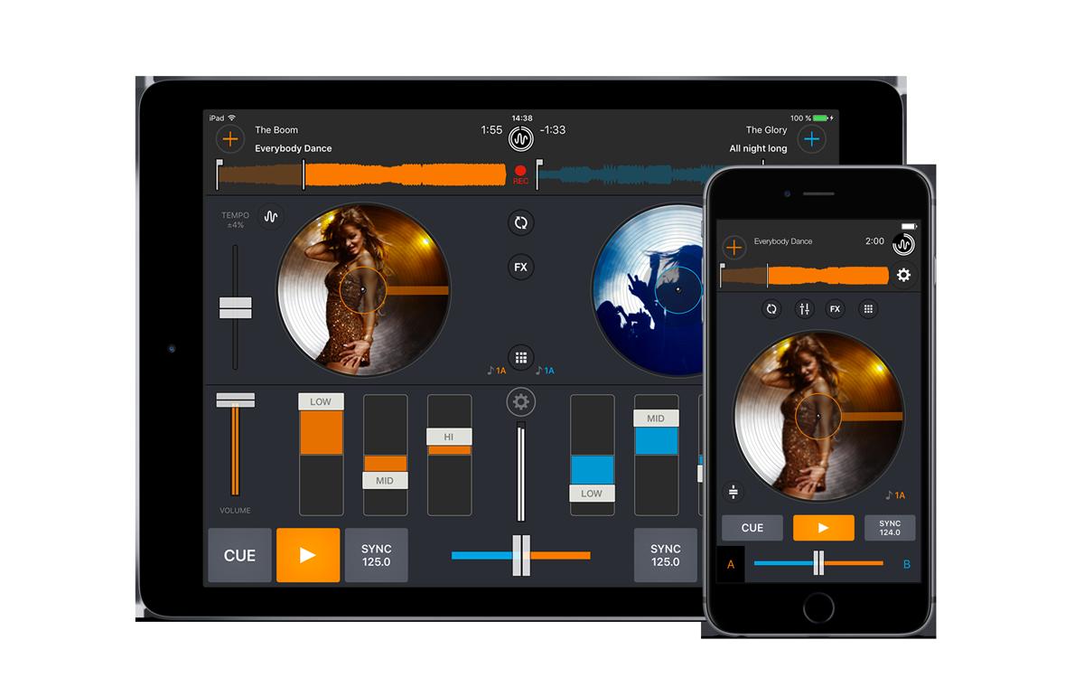 Universal-app_Cross-DJ-3-for-iOS