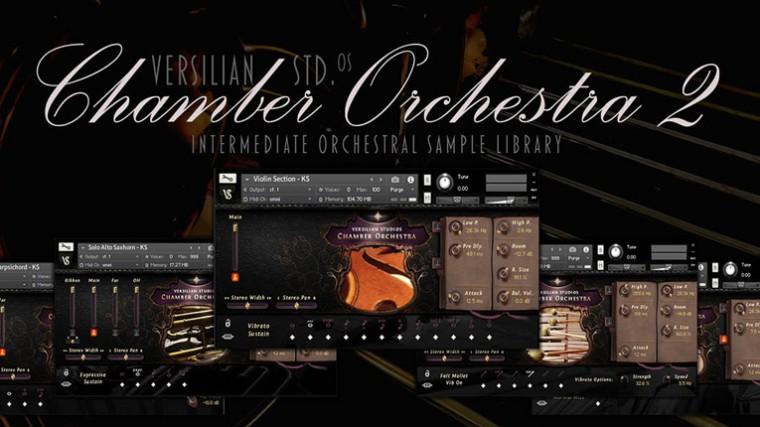 SAMPLE PACK GRATUITO: «VERSILIAN STUDIOS CHAMBER ORCHESTRA 2»