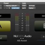 DESCARGA GRATIS «NUGEN AUDIO»: ASISTENTE DE COMPARACIÓN A/B