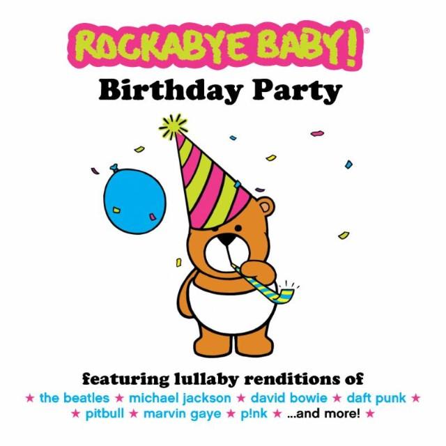 Flyer de Rockabye Baby
