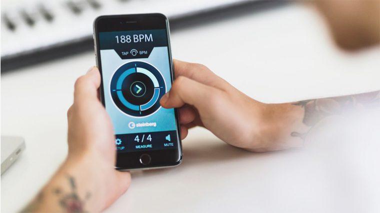 STEINBERG PRESENTÓ SU NUEVO METRÓNOMO «SMART CLICK» GRATUITO PARA iPHONE/iPAD