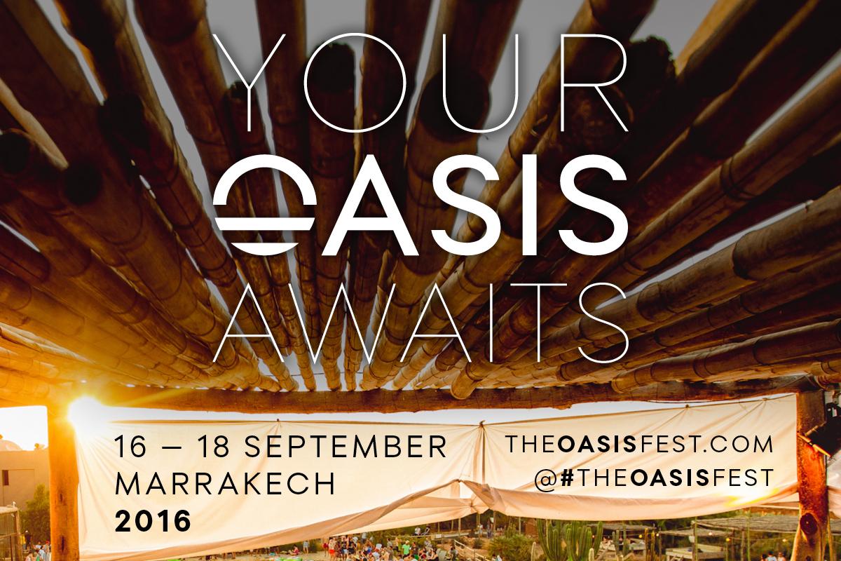 Oasis festival 2016 Marruecos