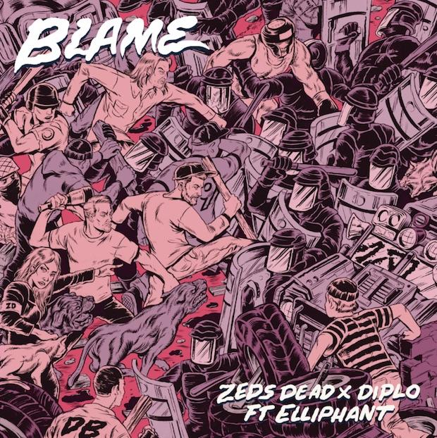 """Zeds Dead """"Blame"""""""