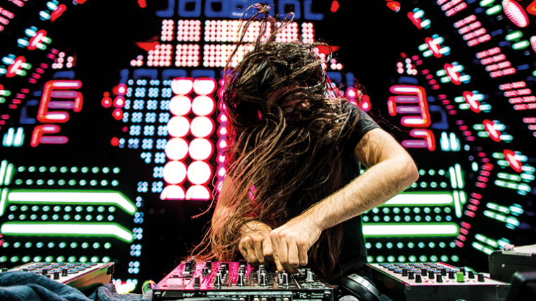 VIDEO – BASSNECTAR ANUNCIA SU RESIDENCIA PERMANENTE EN MIDDLELANDS