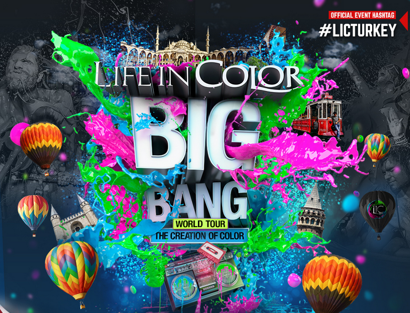 Life In Color Istambul