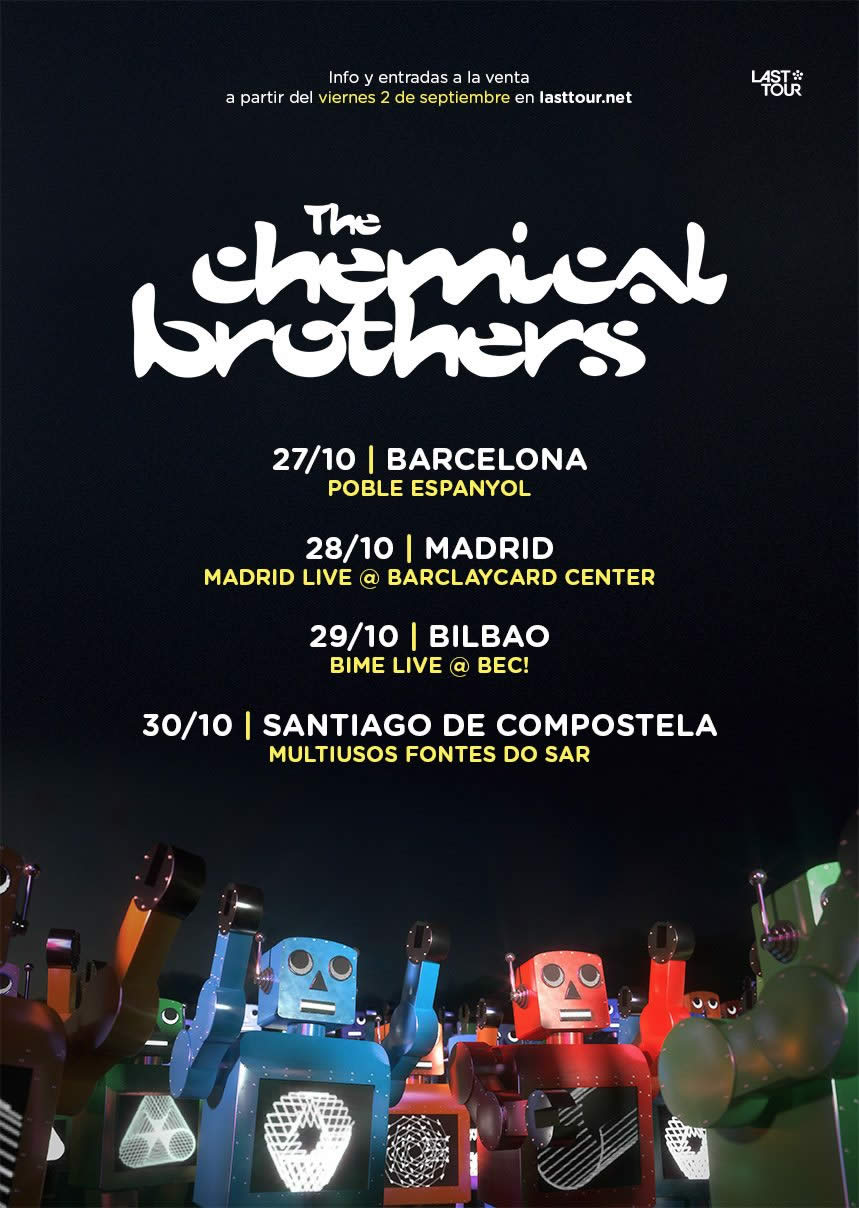 Cartel-Chemical-Brothers-Spain