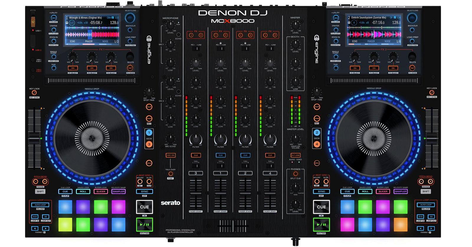 DENON+DN-MCX8000