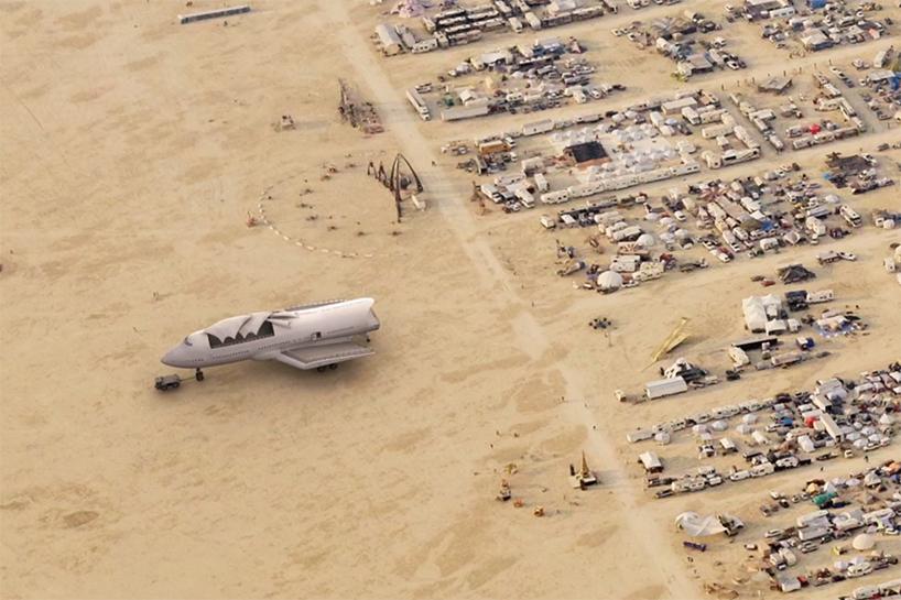 """El """"proyecto 747"""" en el festival"""