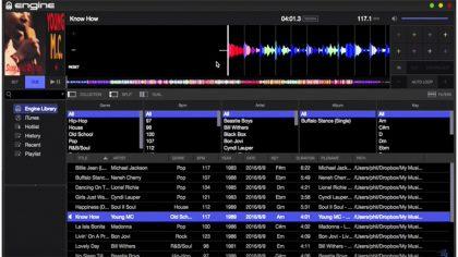 VIDEO – APRENDE A USAR ENGINE DE DENON COMO RESPALDO DE SERATO DJ CON EL MCX8000