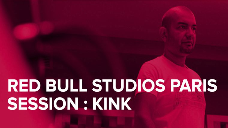 AUDIO – RED BULL MUSIC ACADEMY REGALA EP DEL ARTISTA «KINK»