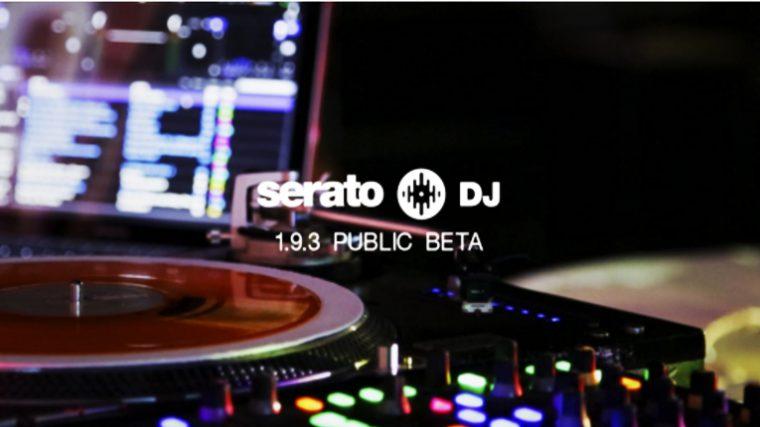 «SERATO DJ 1.9.3 BETA PUBLIC» PRESENTA NOVEDADES EN SAMPLER E INTERFACE PARA MAPEO MIDI