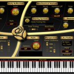 AUDIO – «RUBY GRAND»: MODELADO DEL GRAN PIANO YAMAHA C7 DE 1972