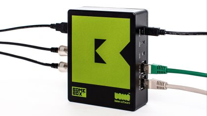 VIDEO – BOMEBOX: TRADUCTOR MIDI HUB AVANZADO MIDI/USB/WIFI