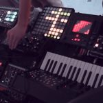 VIDEO – LIVE ANALOG TECHNO: «ANODYNE» CON BURAN