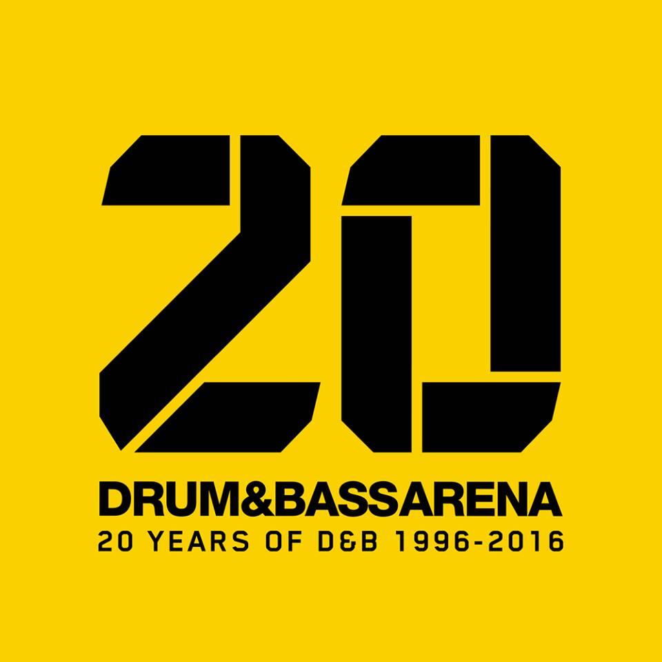 Drum&bass Arena 1996-2016