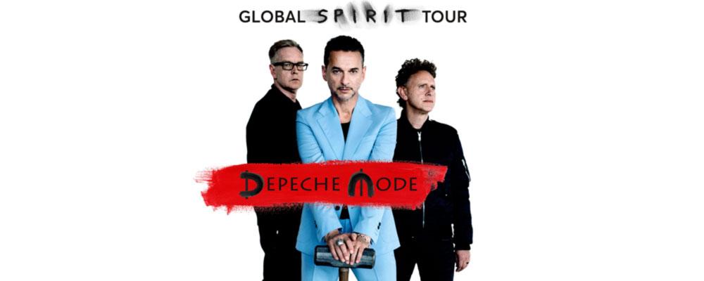 Depeche Mode Tour 2017