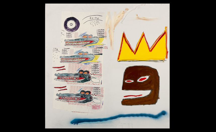 Jean-Michel Basquiat, Untitled, 1984