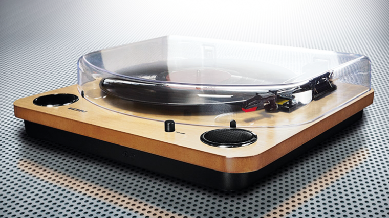 FOTOS – LIDL PRESENTA NUEVO TURNTABLE DE ION CON USB