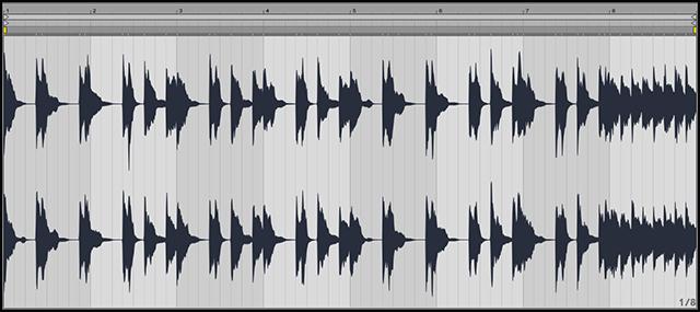 resampling-audio