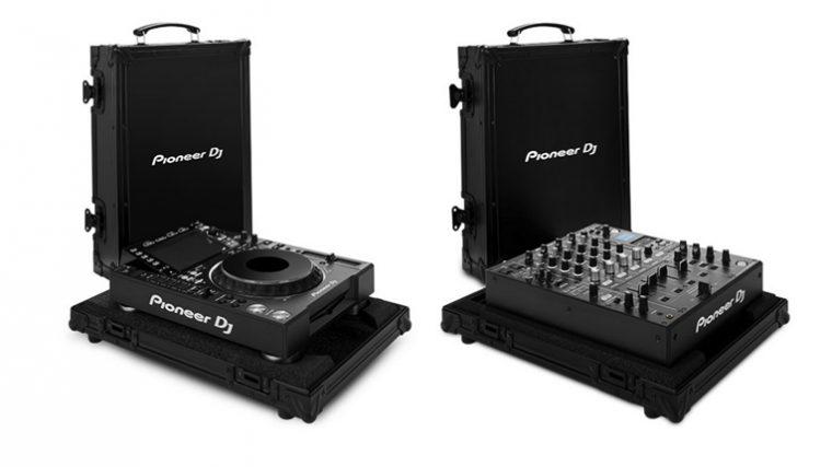 FOTOS – PIONEER DJ PRESENTÓ NUEVOS CASES PARA EQUIPOS NXS2