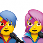 DAVID BOWIE APARECERÁ EN LOS EMOJIS DE IOS 10.2 DE APPLE