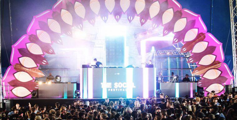 AUDIO – THE SOCIAL FESTIVAL LLEGA A MÉXICO Y COLOMBIA EN 2017