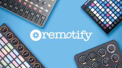 VIDEO – REMOTIFY: PLATAFORMA PARA CREAR SCRIPTS EXTREMOS PARA SUPERFICIES ABLETON