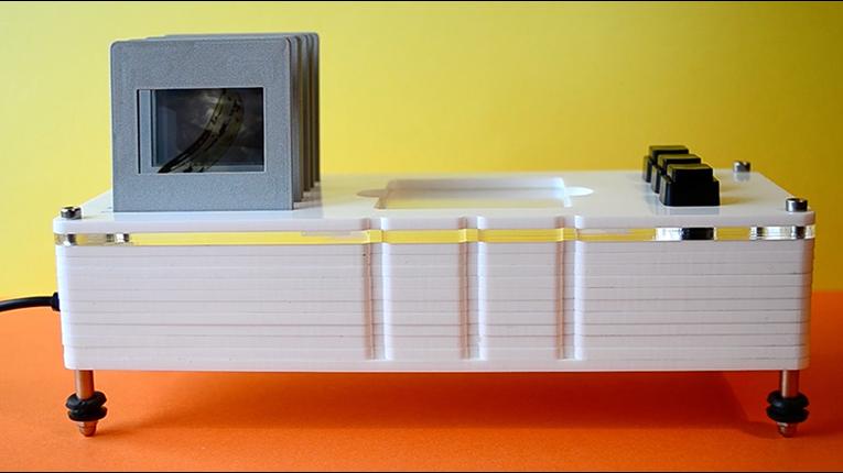 Brendan Dawes fue el creador de The Plastic Player.-