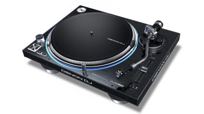 VIDEO – DENON DJ DEVELÓ SU NUEVO TURNTABLE PRIME VL12